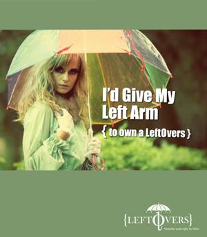LeftOvers Magazine Ad