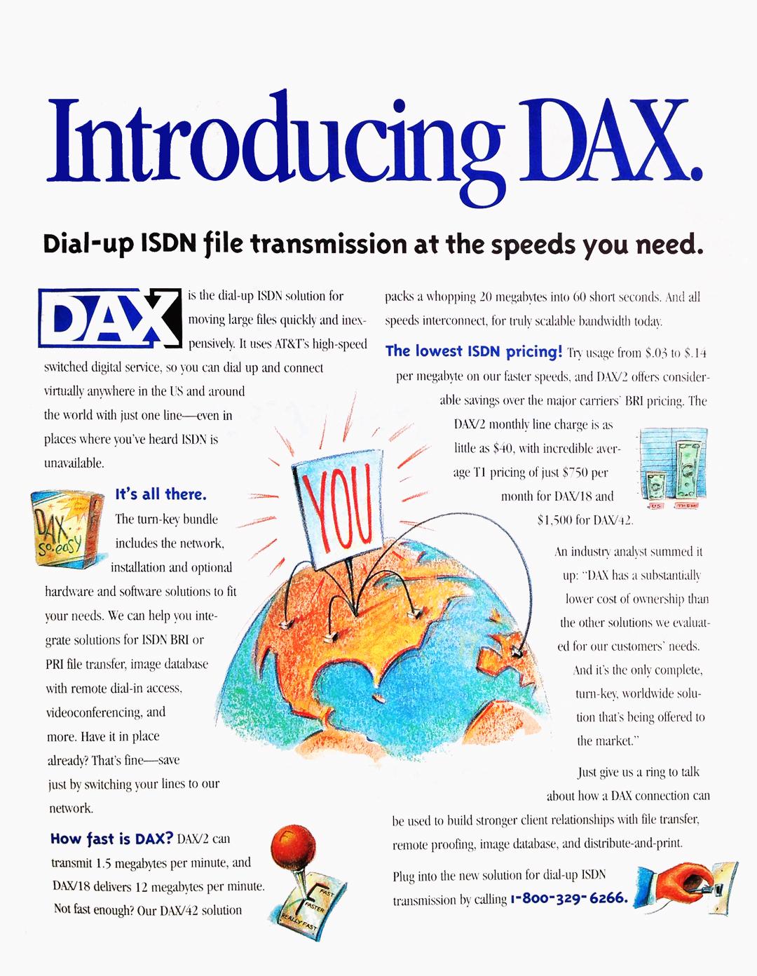 Digital Art Exchange (DAX)