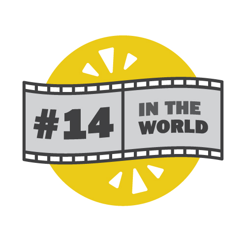 The Hollywood Reporter names Columbia's Cinema Art + Science program as the 14th top program in the world