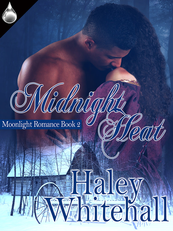 As a slave, Allison has been abused her entire life. She can only see one way out. But fate steps in and brings a handsome young man to the rescue. Can a woman with a painful past learn to trust the man who saved her from a fiery death? Haley Whitehall brings the 1800's alive in  Midnight Heat  , Book 2 of her historical romance series, Moonlight Romance.