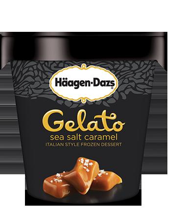 Häagen-Dazs® - Gelato - Sea Salt Caramel