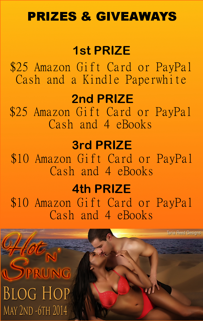 Click Here to Get to the RAFFLECOPTER Giveaway.