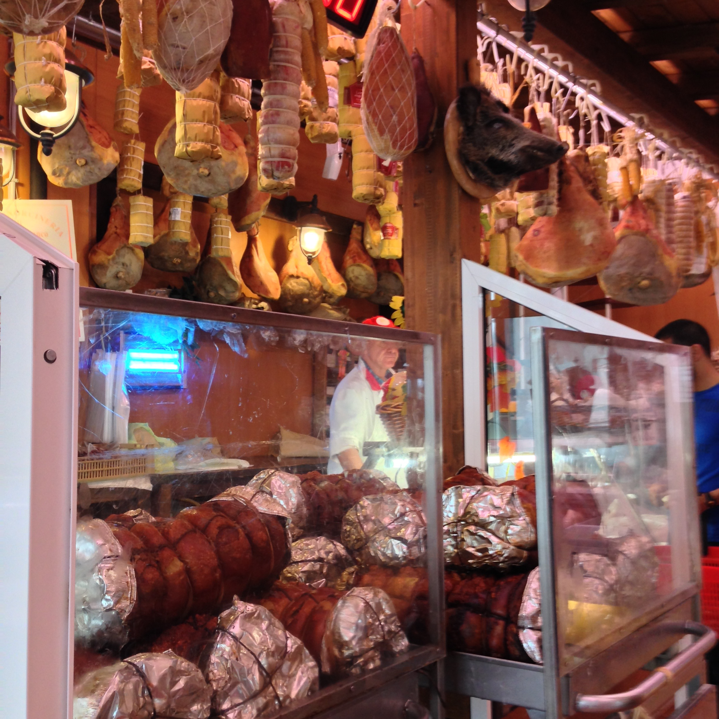 I may or may not buy prosciutto in bulk...