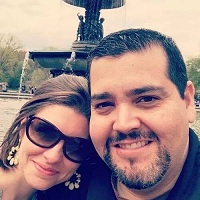 Paige and Stephen Sanchez