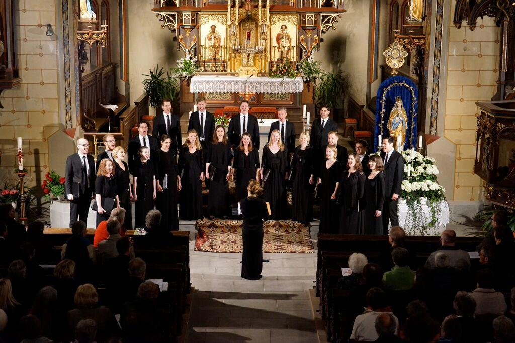 Ghostlight,Germany, 2015, 14th International Chamber Choir Competition Marktoberdorf