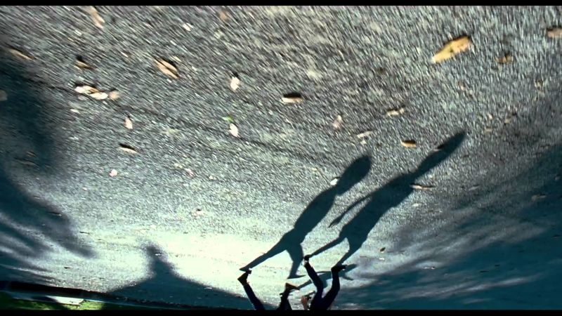 Image from  The Tree of Life  directed by Terrence Malick; cinematography: Emmanuel Lubezki
