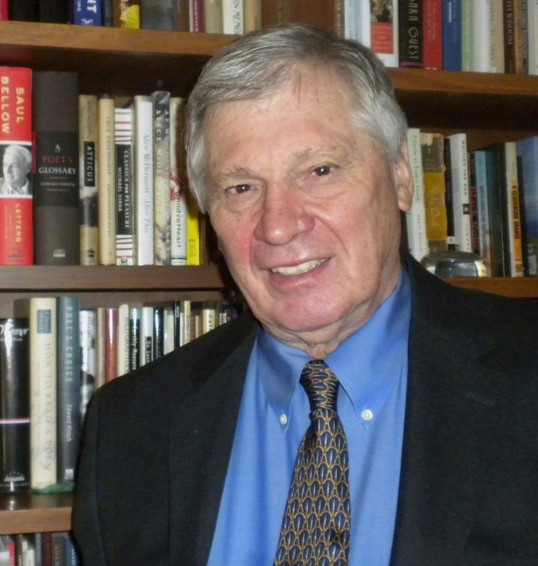 Paul Mariani, poet
