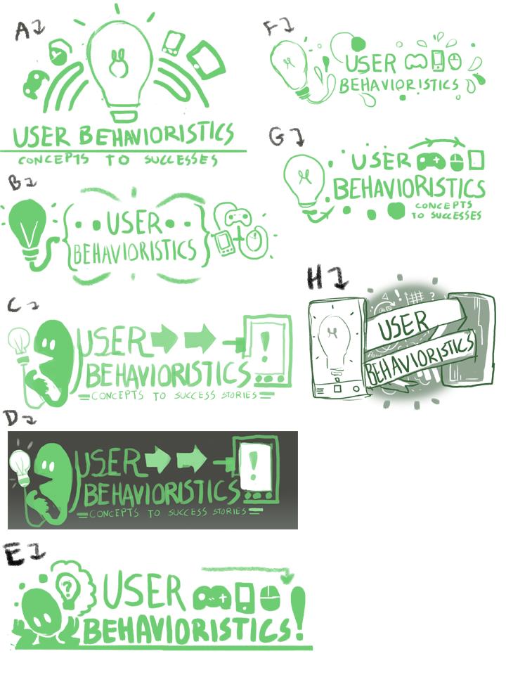 Concepts for User Behavioristics Web Banner