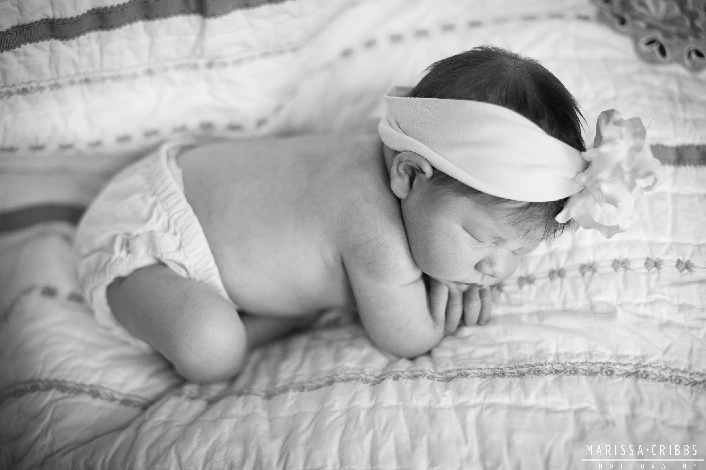 KC Newborn Photographer