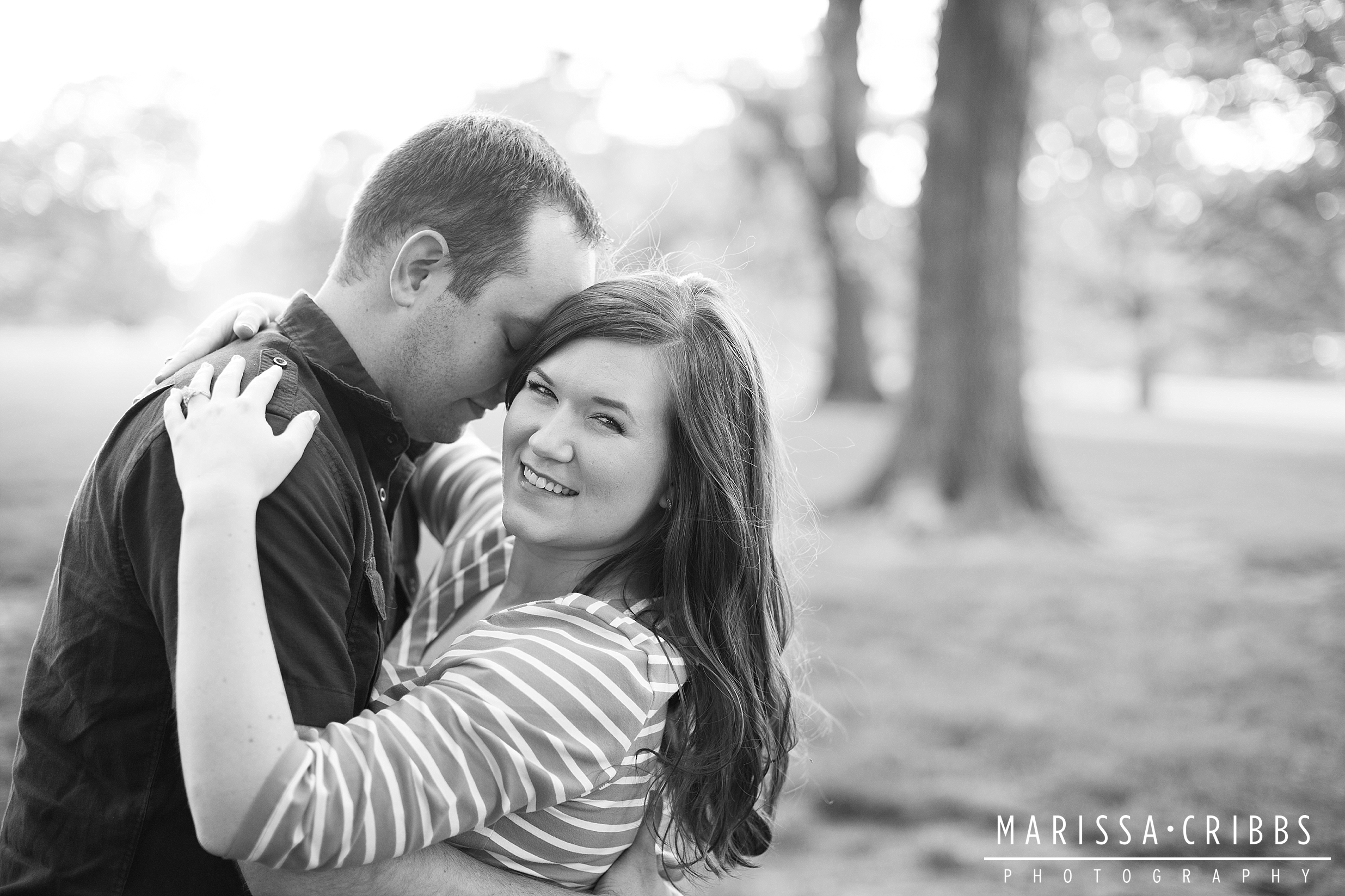 Marissa Cribbs Photography Kansas City Engagement Photography