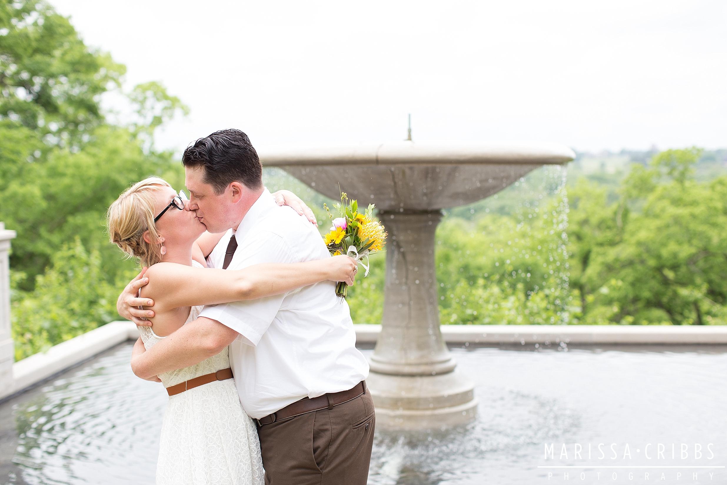 KC Weddings Swope Memorial Gardens
