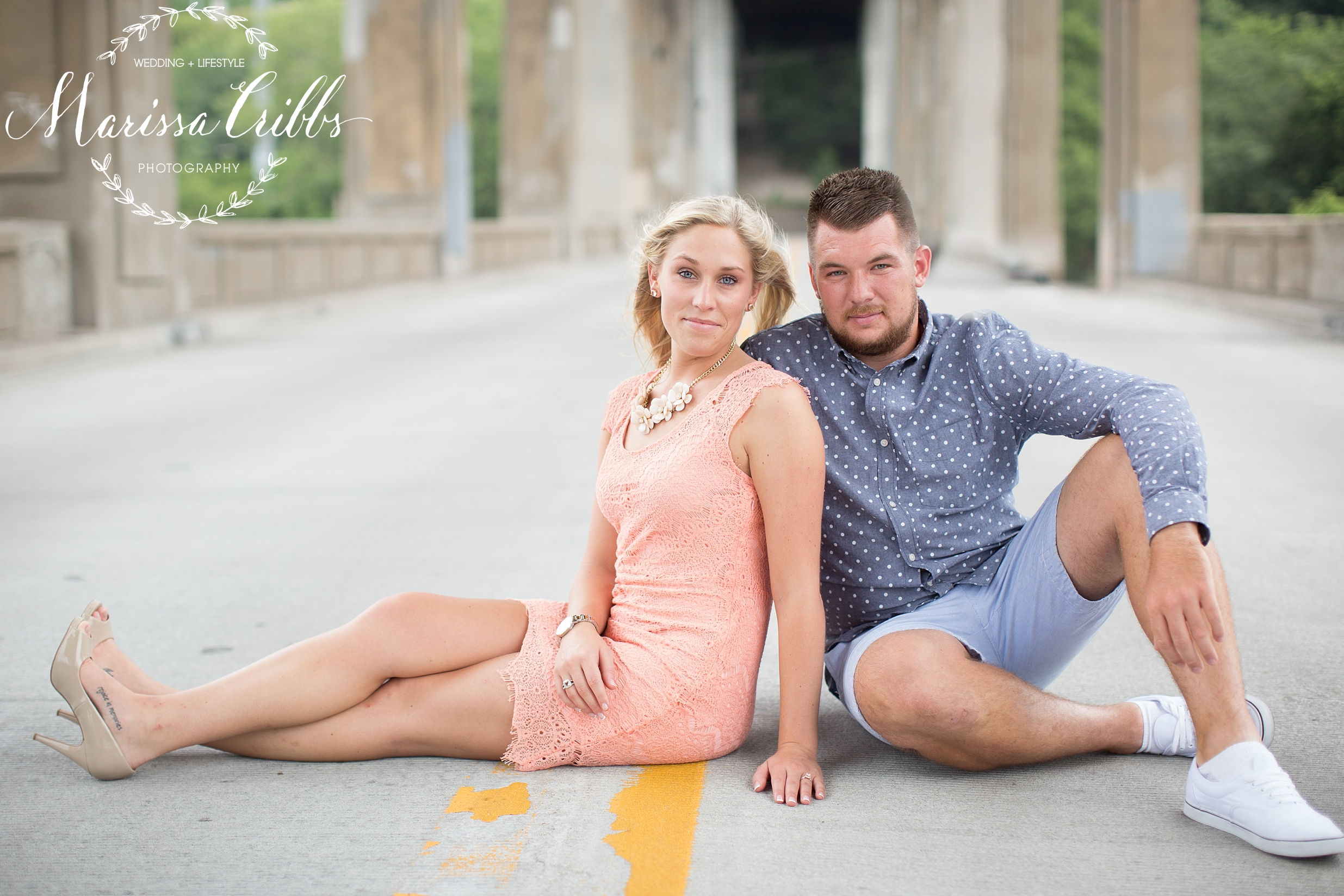 What to Wear to your engagement session | Marissa Cribbs Photography