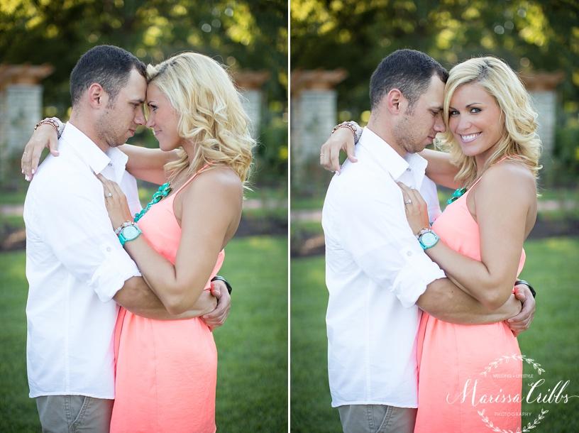 Engagement Pictures Loose Park Kansas City, MO