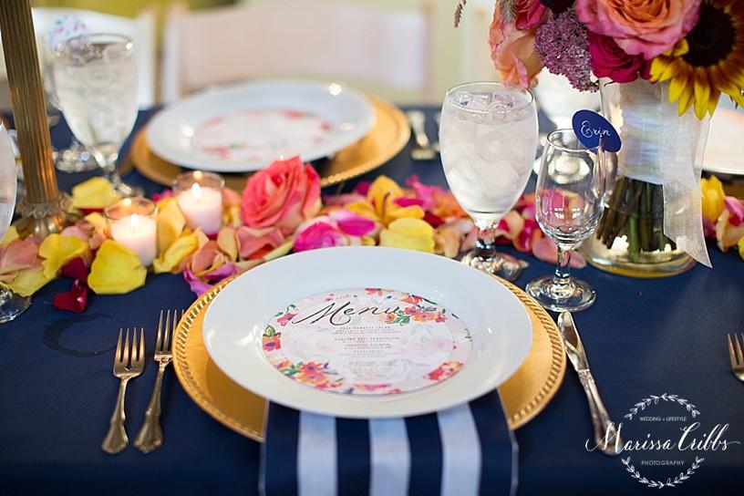 KC Wedding Ceremony and Reception | Cellar 222 | Marissa Cribbs Photography