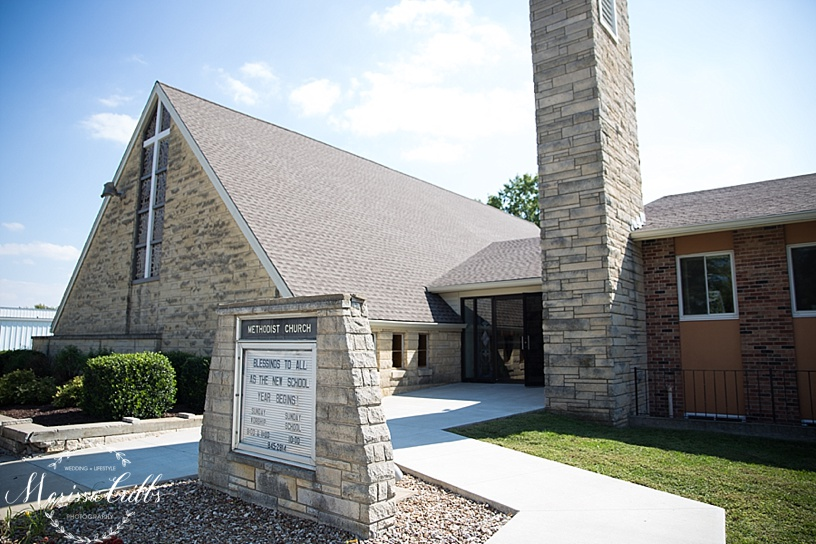 United Methodist Church   Tonganoxie, KS   Marissa Cribbs Photography