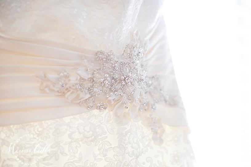 Bridal Gown   Wedding Gown Detail   KC Wedding Photographer   Marissa Cribbs Photography