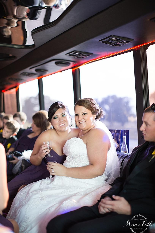 KC Night Train Party Bus   KC Wedding Photographer   Marissa Cribbs Photography