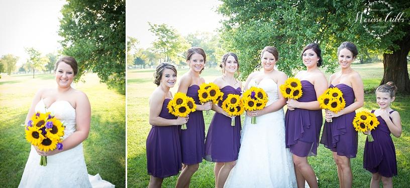 Bridal Party Pictures   KC Wedding Photographer   Marissa Cribbs Photography   Bridesmaids