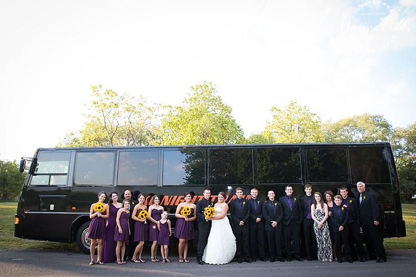 KC Night Train   Bridal Party Pictures   KC Wedding Photographer   Marissa Cribbs Photography   Family Portraits   Family Photos