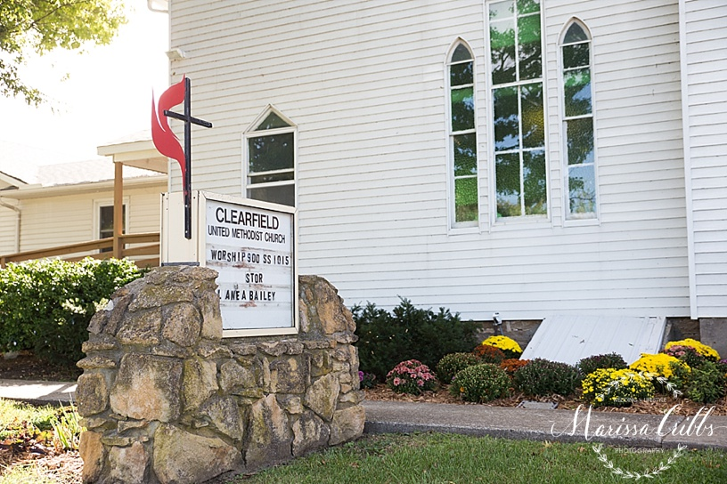 Clearfield United Methodist Church Weddings