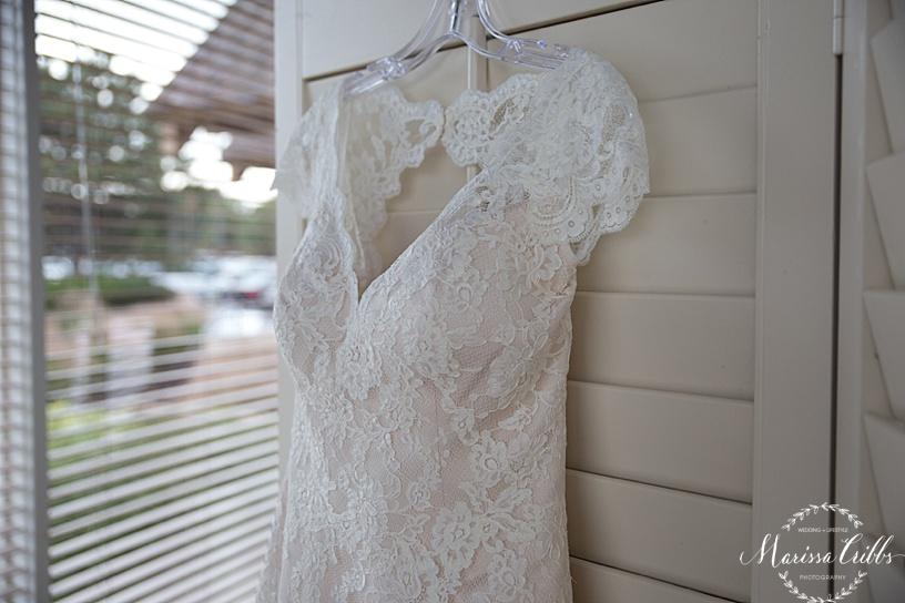 Bridal Gown | Altar Bridal | Deer Creek Golf Club | Marissa Cribbs Photography
