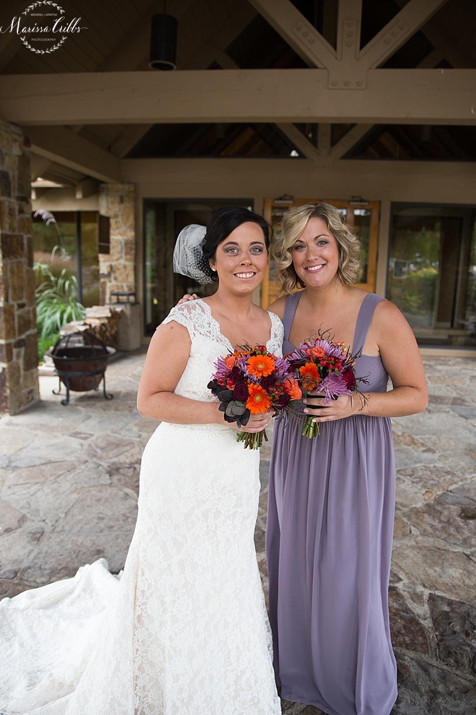 KC Weddings | Deer Creek Golf Club | Bridal Party Portraits | Marissa Cribbs Photography