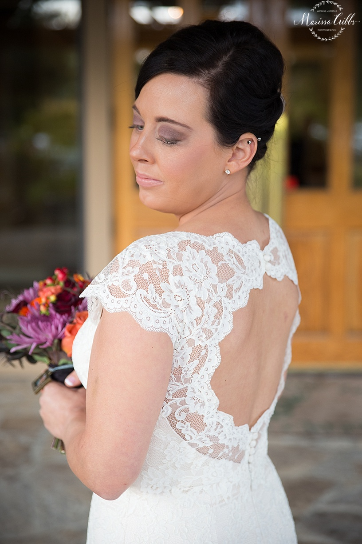 KC Weddings | Deer Creek Golf Club | Bridal Portraits | Marissa Cribbs Photography
