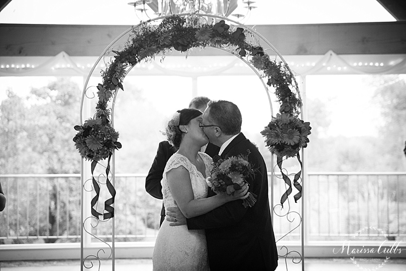 KC Weddings | Deer Creek Golf Club | Marissa Cribbs Photography