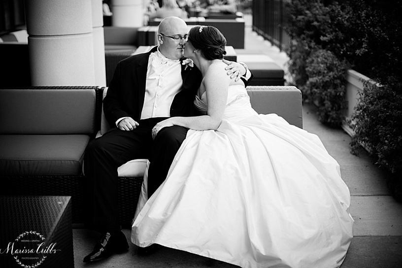Wedding Reception | The Venue in Leawood | Marissa Cribbs Photography