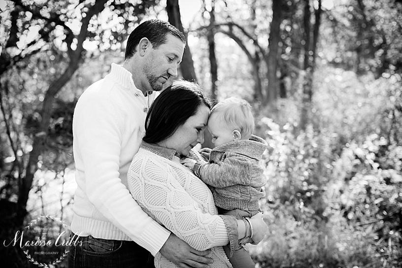 KC Family Photographer | KC Baby Photography | Marissa Cribbs Photography | Fall Family Photos | Fall Portraits