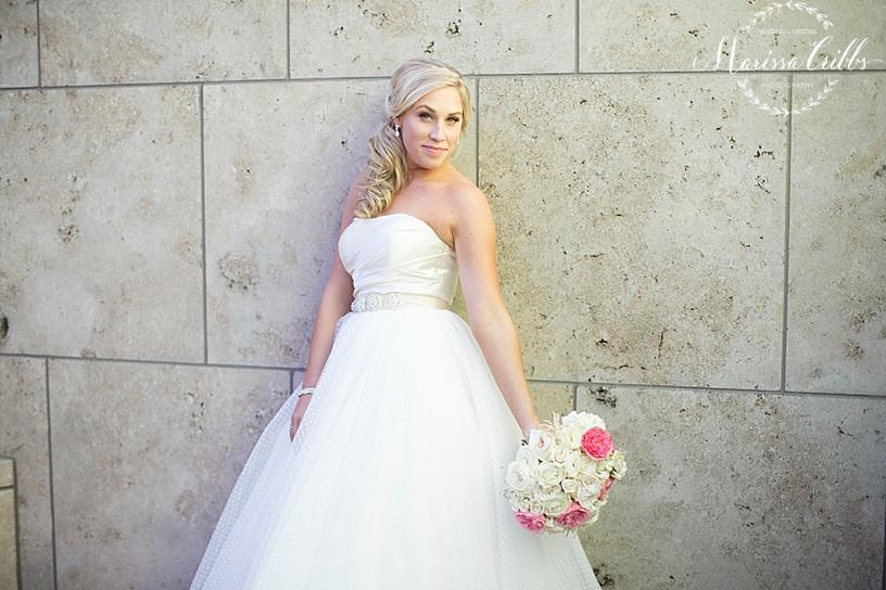 Bridal Portraits   The President Hotel Kansas City   Marissa Cribbs Photography   KC wedding Photographer
