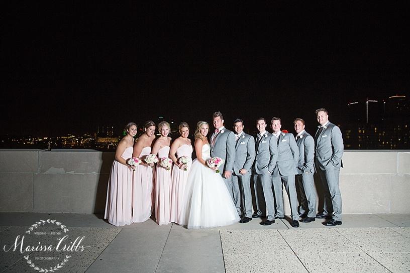 Downtown KC   Wedding Photos   Bride and Groom Photos   Marissa Cribbs Photography   KC Weddings   KC Wedding Photographer