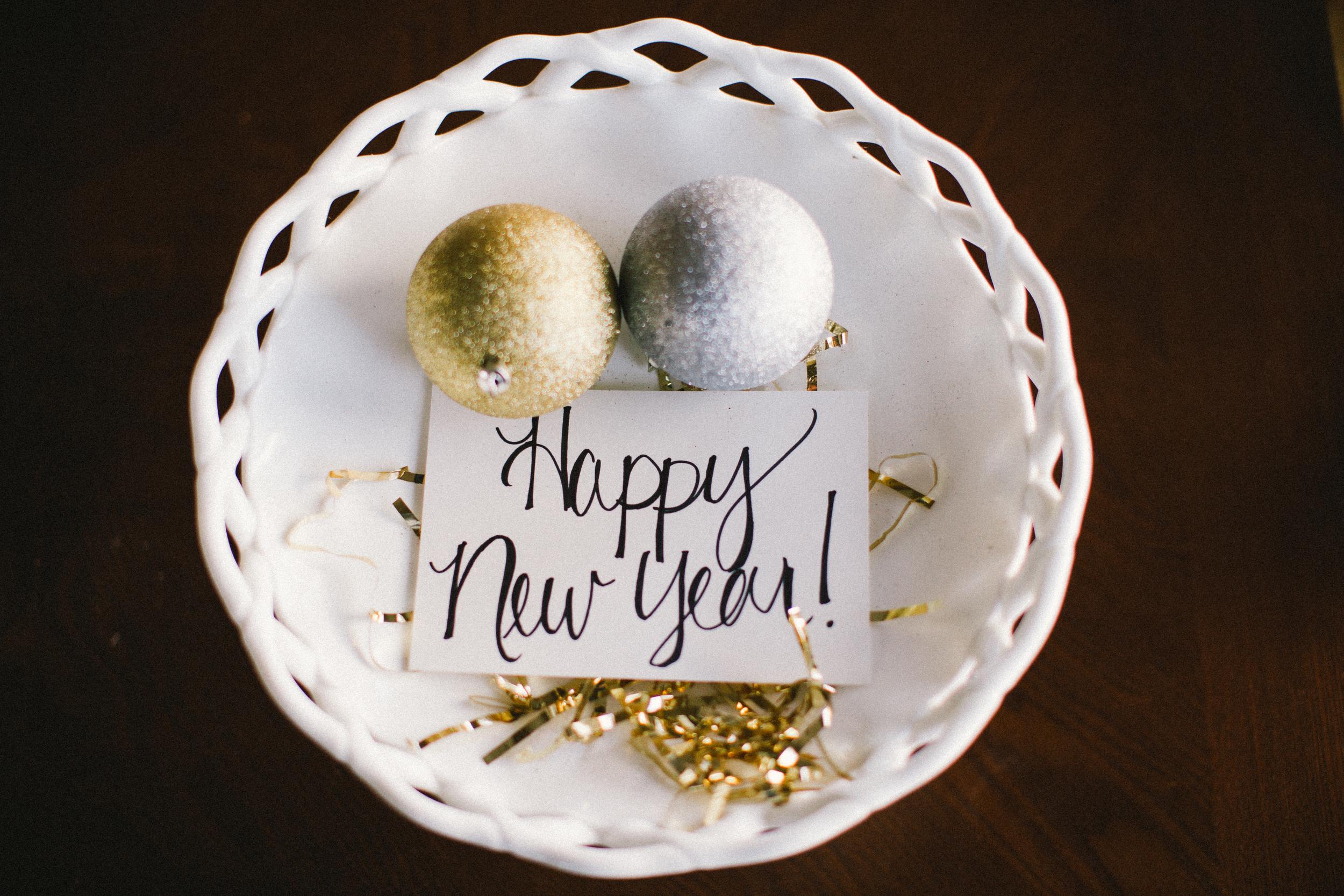 New Year's Goals | Marissa Cribbs Photography | KC Photographer