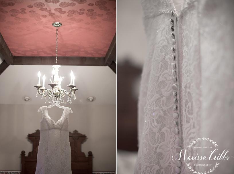 Wedding Gown | KC Wedding Photographer | Marissa Cribbs Photography