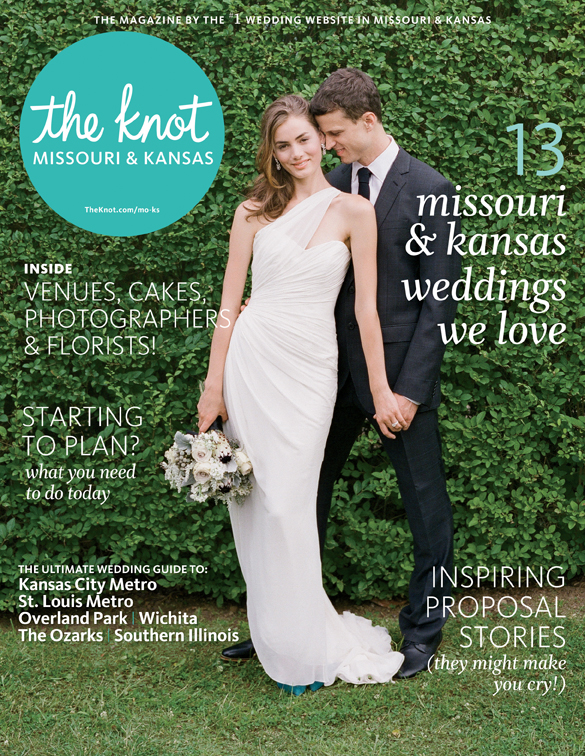 The Knot Magazine | Katie & Moses' Wedding