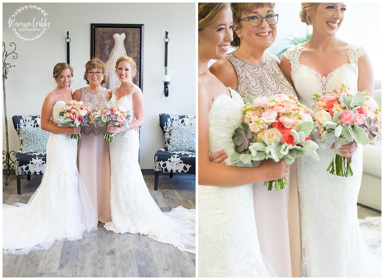 Twin Double Wedding | Union Horse Distilling Co. | Marissa Cribbs Photography | KC Weddings_0032.jpg