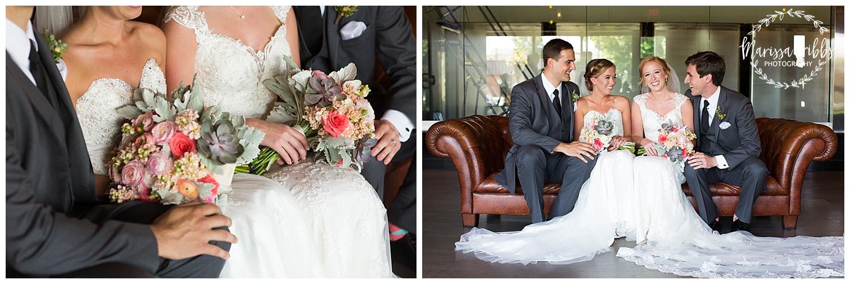Twin Double Wedding | Union Horse Distilling Co. | Marissa Cribbs Photography | KC Weddings_0070.jpg