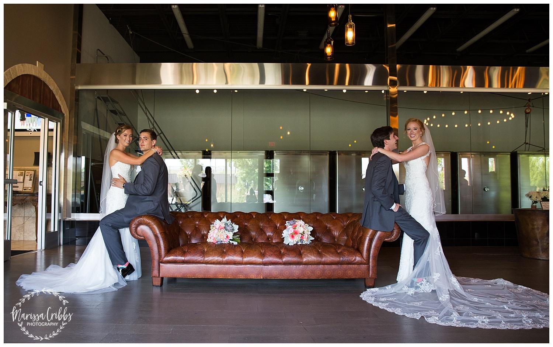 Twin Double Wedding | Union Horse Distilling Co. | Marissa Cribbs Photography | KC Weddings_0072.jpg
