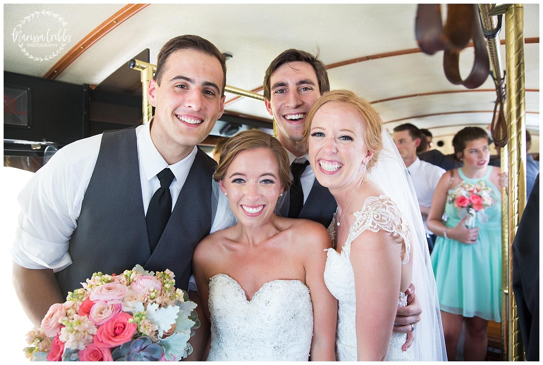 Twin Double Wedding | Union Horse Distilling Co. | Marissa Cribbs Photography | KC Weddings_0099.jpg