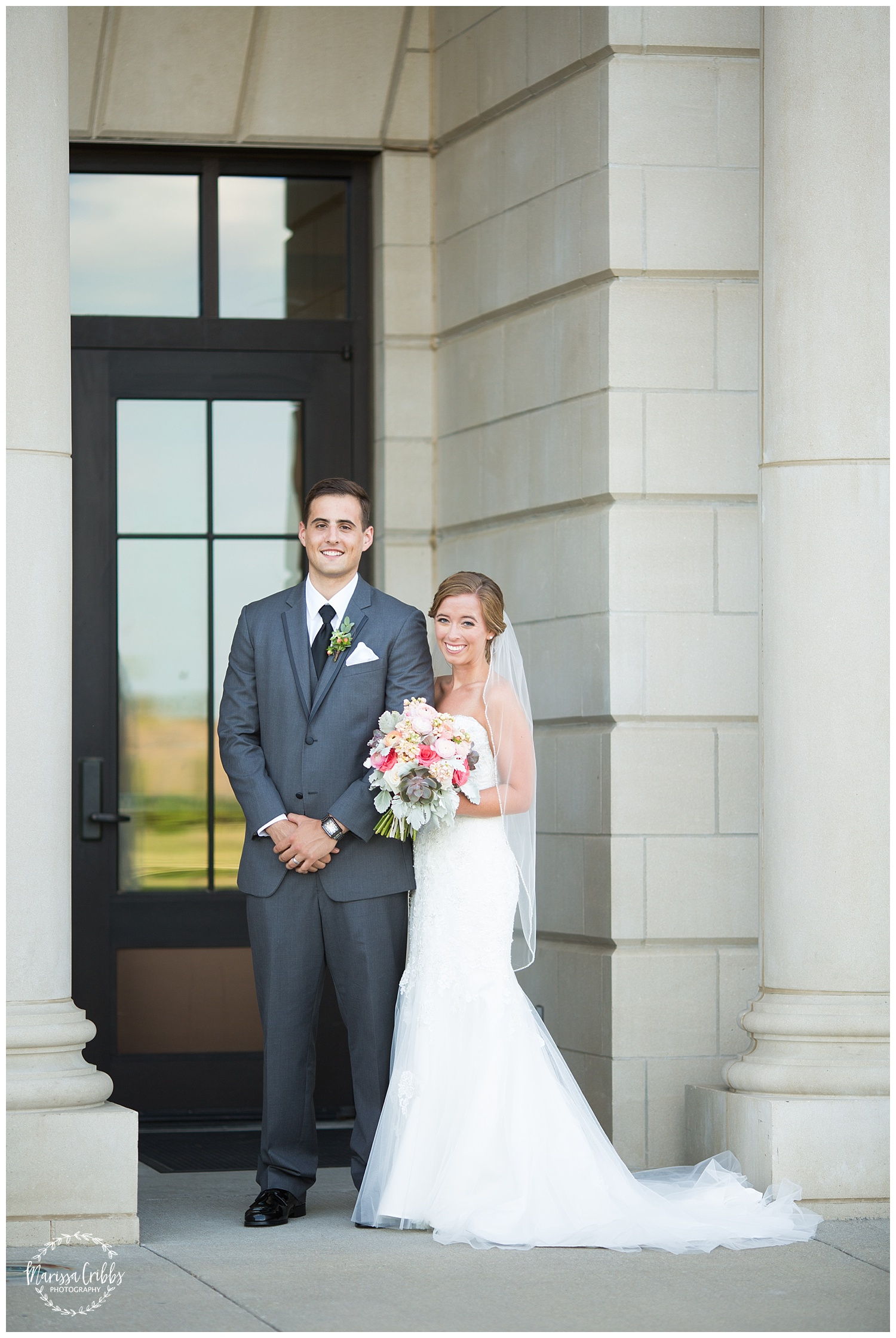Twin Double Wedding | Union Horse Distilling Co. | Marissa Cribbs Photography | KC Weddings_0107.jpg
