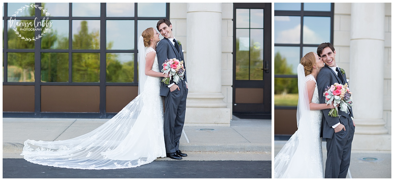 Twin Double Wedding | Union Horse Distilling Co. | Marissa Cribbs Photography | KC Weddings_0112.jpg
