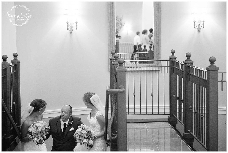 Twin Double Wedding | Union Horse Distilling Co. | Marissa Cribbs Photography | KC Weddings_0124.jpg