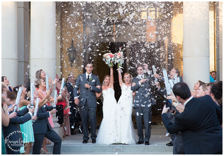 Twin Double Wedding | Union Horse Distilling Co. | Marissa Cribbs Photography | KC Weddings_0156.jpg
