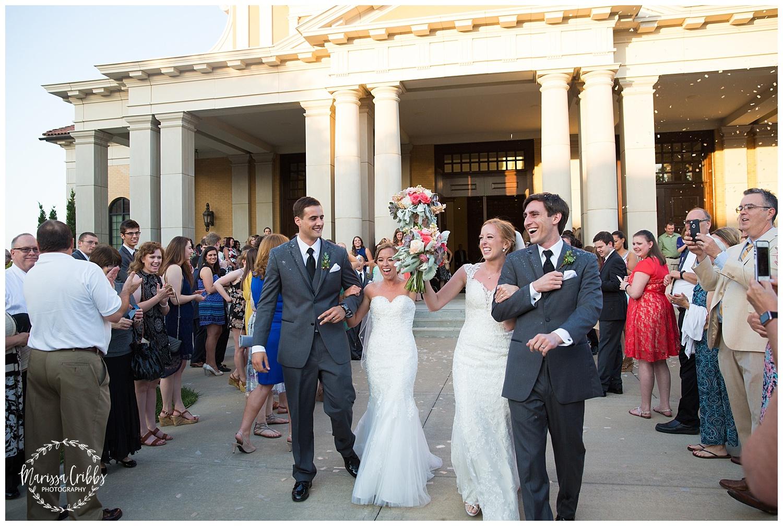 Twin Double Wedding | Union Horse Distilling Co. | Marissa Cribbs Photography | KC Weddings_0159.jpg