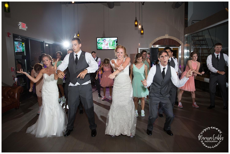 Twin Double Wedding | Union Horse Distilling Co. | Marissa Cribbs Photography | KC Weddings_0184.jpg