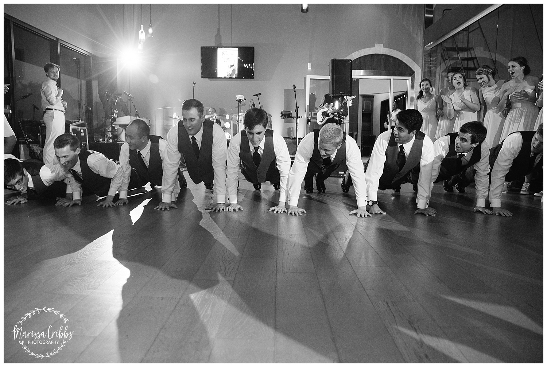 Twin Double Wedding | Union Horse Distilling Co. | Marissa Cribbs Photography | KC Weddings_0185.jpg