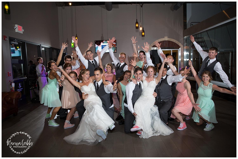 Twin Double Wedding | Union Horse Distilling Co. | Marissa Cribbs Photography | KC Weddings_0189.jpg
