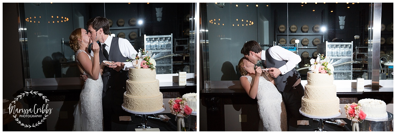Twin Double Wedding | Union Horse Distilling Co. | Marissa Cribbs Photography | KC Weddings_0197.jpg