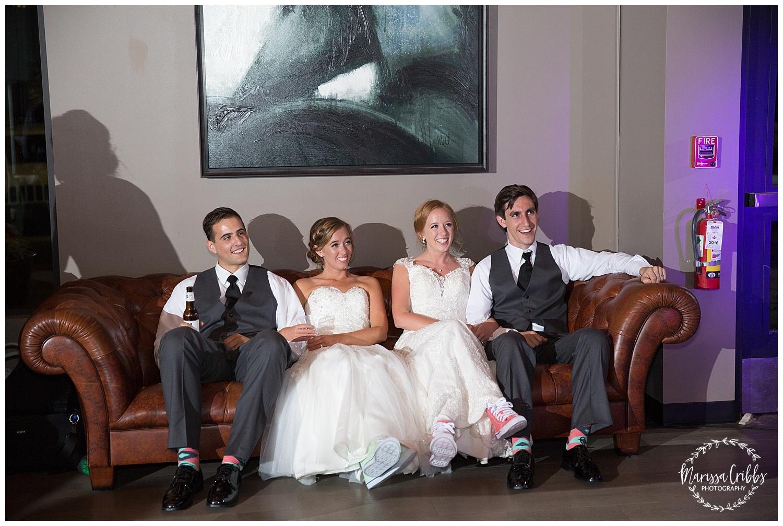 Twin Double Wedding | Union Horse Distilling Co. | Marissa Cribbs Photography | KC Weddings_0207.jpg