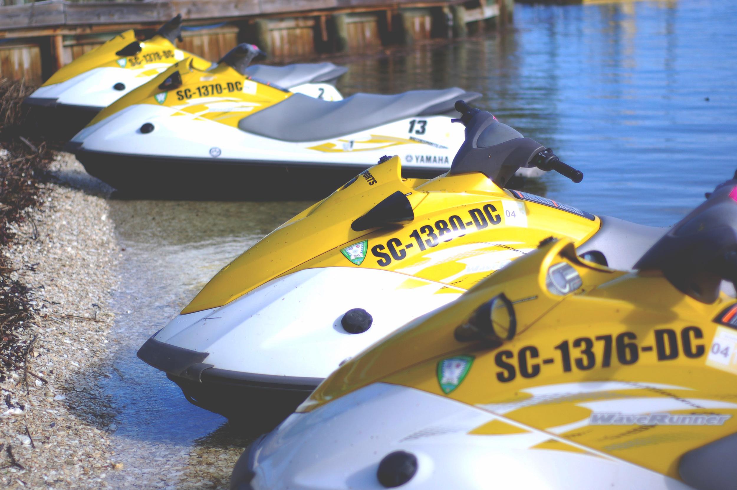 Sea Monkeys Watersports Jetski, Boat, Kayak, Paddle Board